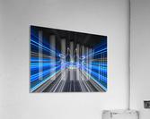 WARP SPEED  Acrylic Print