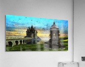 Height of Land  Acrylic Print