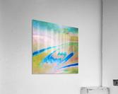 Pierce Anderson Swirls  Acrylic Print