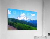 Mt. Ranier  Acrylic Print