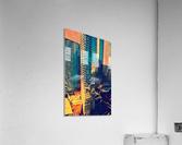 las vegas reflections  Acrylic Print