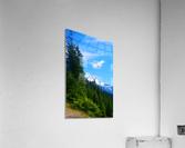 washington state mountains  Acrylic Print