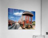 Strasburg 2  Acrylic Print