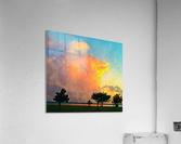 thunder cloud  Acrylic Print