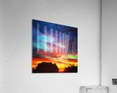 Bounty of Color  Acrylic Print