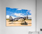 F4U Corsair  Acrylic Print