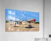 P 40 Warhawk  Acrylic Print
