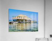 Ambergris Caye 3  Acrylic Print