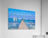 Ambergris Caye 1  Acrylic Print