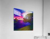 summer evening  Acrylic Print