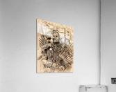 Native American 2  Acrylic Print