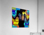 Danse Dancing  Acrylic Print
