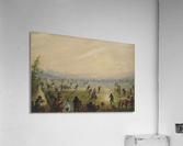Attrapez des Chevaux  Acrylic Print