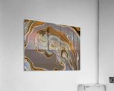 Reflection in Chrome  Acrylic Print