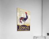 Enos fruit salt  Acrylic Print
