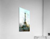 City-Art PARIS Eiffel Tower II  Acrylic Print