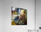 The Tub by Degas  Acrylic Print