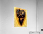 The Moon In My Heart 6  Acrylic Print