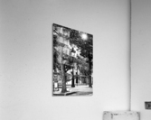 Richard Lenoir boulevard  Impression acrylique
