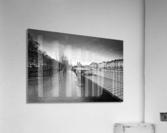 Flood in Paris  Impression acrylique