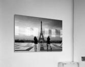 Trocadero square  Impression acrylique