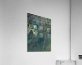 Ghost at AZ Bank Robbery  Acrylic Print