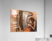 Two girls by Degas  Acrylic Print