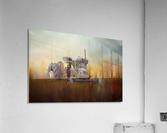Seasons of the Past  Acrylic Print
