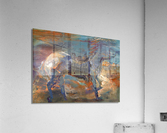 Ghost Rider - Titian  Acrylic Print