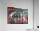 Ghost Rider - Wine  Acrylic Print