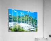 Perfect Day at Rhine Falls Switzerland  Acrylic Print