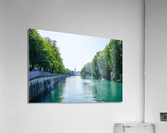 Snapshot in Time Zurich in Summer 1 of 6  Acrylic Print