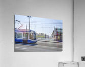 Snapshot in Time Zurich in Summer 4 of 6  Acrylic Print