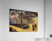unrest  Acrylic Print