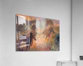 Wild Horses Sun Dust  Acrylic Print