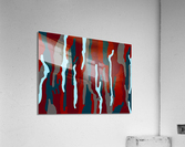Bloodrain  Acrylic Print
