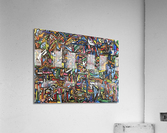 Dissociation  Acrylic Print