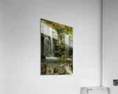 Japanese Waterfalls  Acrylic Print