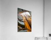 Metal Stacks  Acrylic Print
