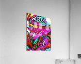 Lirium  Acrylic Print