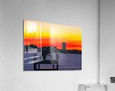 The Lifeguard   Acrylic Print