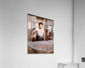 Woman Ironing by Degas  Acrylic Print