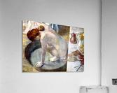 Woman washing in the tub by Degas  Acrylic Print