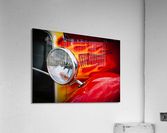 Light the Flames  Acrylic Print