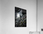 Engine 838  Acrylic Print