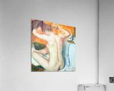 Women at the toilet 2 by Degas  Acrylic Print