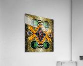 Hado Energy 1  Acrylic Print