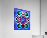 Hado Energy 7  Acrylic Print