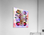 Hado Energy 16  Acrylic Print
