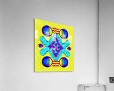 Hado Energy 8  Acrylic Print